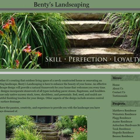 Bentys Landscaping