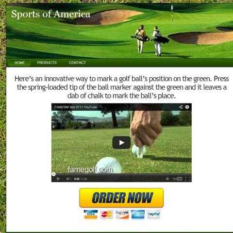 Fame Golf