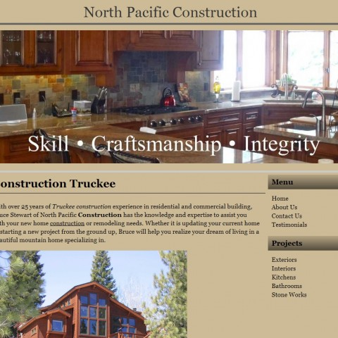 North Pacific Construction