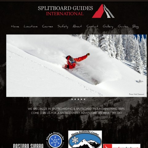 Splitboard Guides Int'l