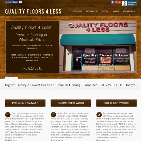 Quality Floors 4 Less