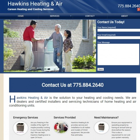 Hawkins Heating