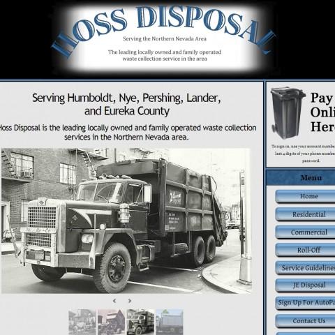 Hoss Disposal