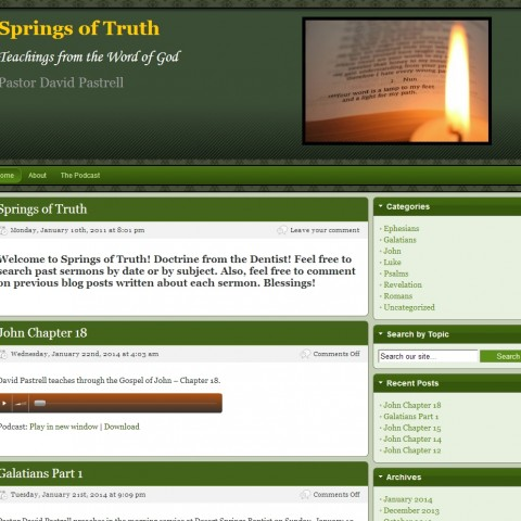 Springs of Truth