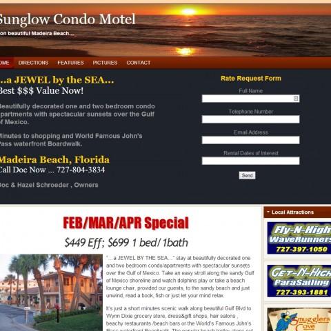 Sunglow Condo Motel
