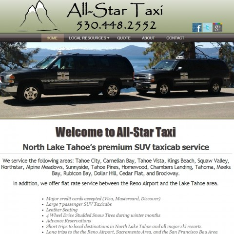 Tahoe Taxi