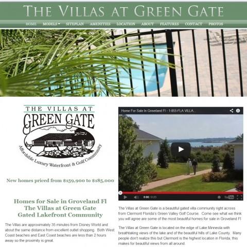 Villas at Greengate