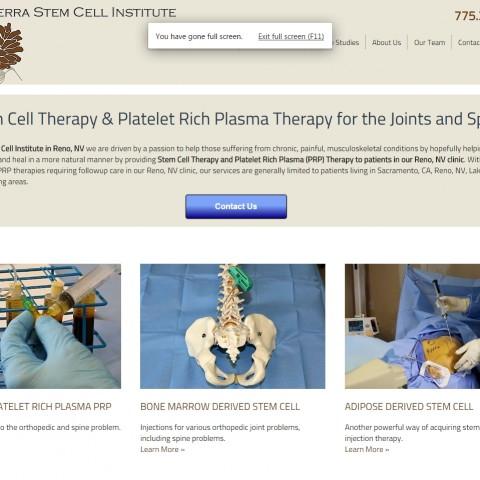 Sierra Stem Cell Institute