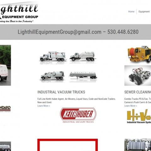 Lighthill Equipment Group